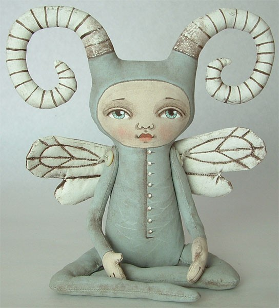 Куклы авторские своими руками мастер класс